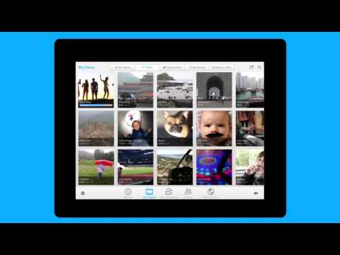 RealPlayer Cloud is the first integrated video player and cloud service. RealPlayer Cloud allows people to seamlessly move, watch, save, and share their videos across any device. RealPlayer Cloud apps are available starting today for Android, iPhone, iPad, PC, Web and Roku. Watch this video to see how easy it is to use RealPlayer Cloud.