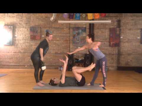 2016 AcroYoga MB Assistant Tryouts Tango 1