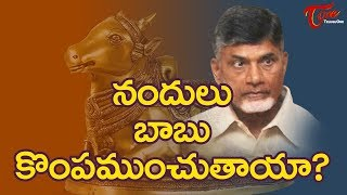 Nandi Awards to affect Chandrababu Naidu in Next election..