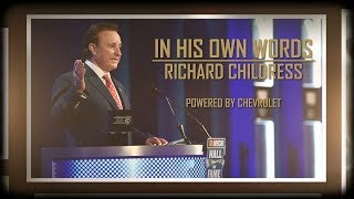 In His Own Words: Richard Childress, powered by Chevrolet [Part I]