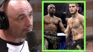 Joe Rogan on Possible Khabib vs. Floyd Mayweather Fight