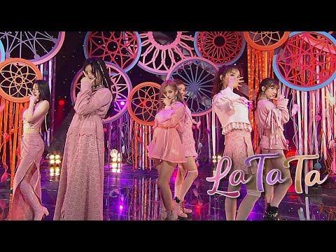 《Debut Stage》 (G)I-DLE ((여자)아이들) - LATATA @인기가요 Inkigayo 20180506