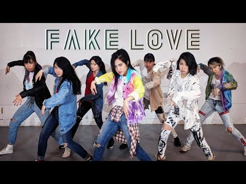 [EAST2WEST]  BTS (방탄소년단) - Fake Love Dance Cover