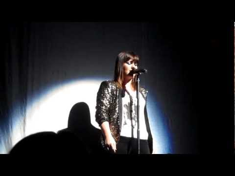 Breaking Your Own Heart - Kelly Clarkson (Verona, NY)