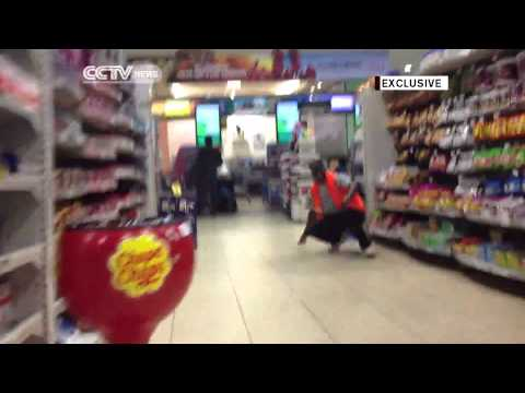 Exclusive video footage on the Westgate attack