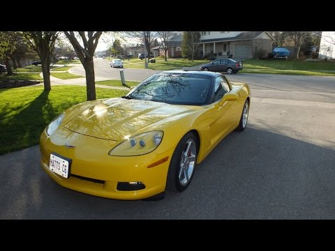 How to Turn Off Interior Lights On Your C6 Corvette