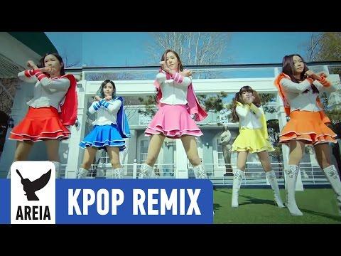 Crayon Pop - FM   Areia Kpop Remix #174