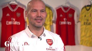 Freddie Ljungberg promises Arsenal fans attacking football as interim coach