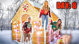 Last to Leave the GINGERBREAD HOUSE wins $10,000! **Christmas Challenge**
