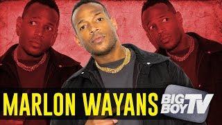Marlon Wayans on John Singleton, Sensitivity in Comedy, Wayans Bros. Reboot