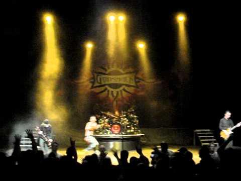Godsmack - Bad Magick - Live @ KC's Midland Theater 5/3/2011