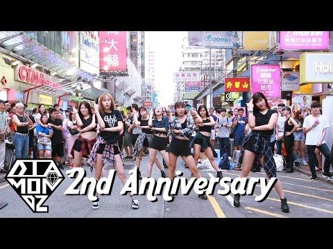 [Diamondzhk Showcase 2016] SNSD(소녀시대) - Into the New World + You Think Dance Cover