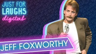 Jeff Foxworthy Stand Up  - 1991