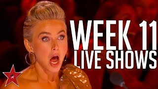 America's Got Talent 2019 | WEEK 11 | LIVE SHOWS | Got Talent Global