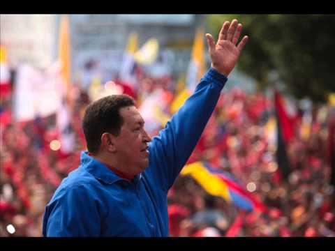 Himno de Venezuela cantado por el Comandante Chavez.