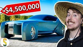 8 MOST EXPENSIVE Youtubers Cars (MrBeast, Jojo Siwa, Logan Paul, David Dobrik)