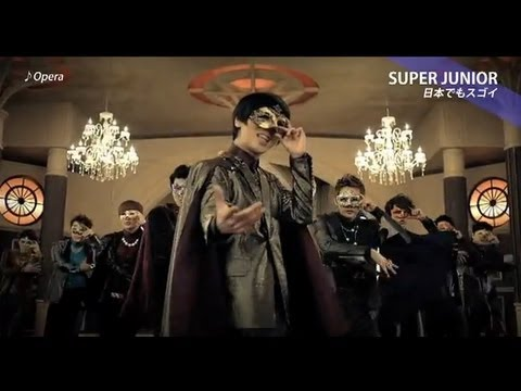 SUPER JUNIOR / What's SUPER JUNIOR 〜スーパージュニアのここがスゴい!〜
