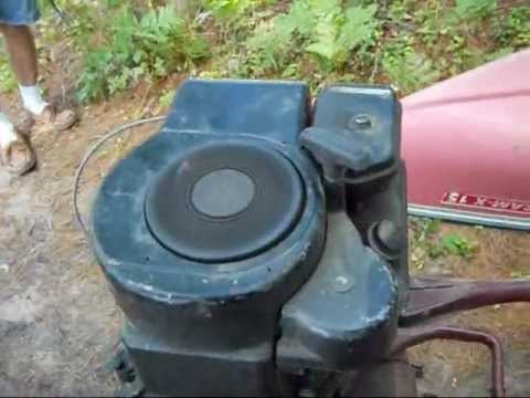 4 Cycle 1 2 Hp Home Made Outboard Musica Movil