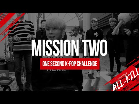 Topp Dogg: All-Kill - Episode 2 – One Second K-Pop Song Challenge
