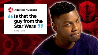 John Boyega Responds to IGN Comments