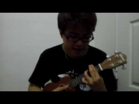 Sky:黃明志Namewee-泰國情哥Thai Love Song(ukulele練習)