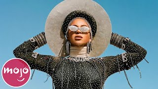 Top 10 Best Looks in Beyoncé's Black is King