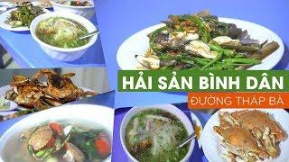 """Ăn """"ngập mặt"""" HẢI SẢN ở Nha Trang với giá siêu """"hạt dẻ"""""""