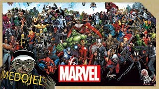 Vědění nerdů: Top 10 nejsilnějších postav Marvelu