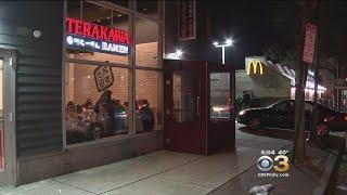 Screams Of Terror Fill Philly Restaurant After Stabbing Prank