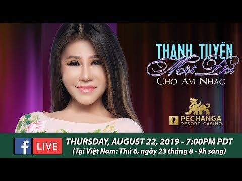 Livestream với nữ ca sĩ Sơn Tuyền - August 22, 2019
