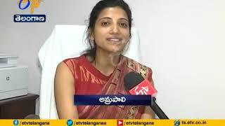 Amrapali comments on poll stars-Telangana Election 2018..