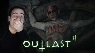 Church Torture Scene (Reaction)   Outlast 2 BLIND Let's Play - Part 4 [Playthrough Gameplay]