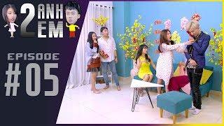 Series Hài Tết   HAI ANH EM - Tập 05 : Cách Để Nhận Được Lì Xì Nhiều Nhất   By PHIM CẤP 3
