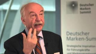 Deutscher Marken-Summit - Wie Neues entsteht