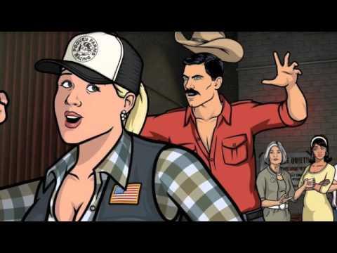 Archer Vice - Cherlene - Danger Zone Ft. Kenny Loggins