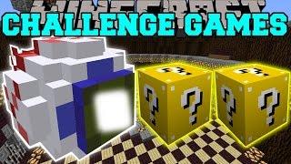Minecraft: MUTANT EYE CHALLENGE GAMES - Lucky Block Mod - Modded Mini-Game