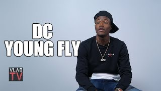 DC Young Fly Shows Multiple Stab Wounds from Street Fight (Part 1)