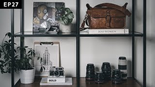 How To Style A Shelf - YouTube