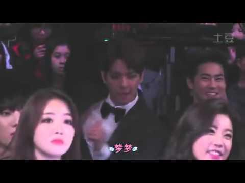 Baekhyun dances BTS Danger