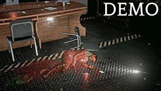 TETHER - Demo Gamepaly (New Sci-fi Horror) PC