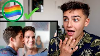 REACTING TO PRO GAY COMMERCIALS (Pro-LGBT)