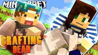 DOGGY DISASTERS w/ STACY! | Minecraft Crafting Dead