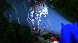 (CANCELED) Sonic in Jurassic Park 2014 Teaser [SFM]