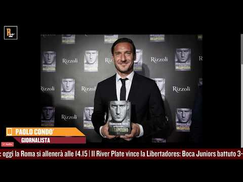 Paolo Condò a Il Romanista TV: