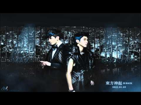 TVXQ! 東方神起 - Why 왜 (Keep Your Head Down) (HQ Audio)