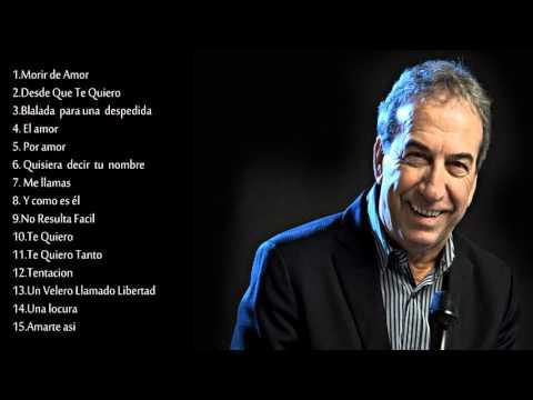 Jose Luis Perales -  Mix Románticas - Top 15 Románticas