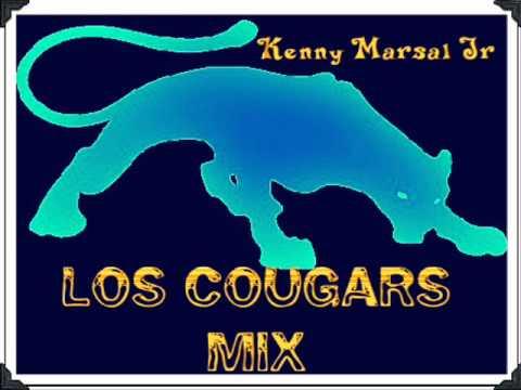 Los Cougars Mix  Cumbias Inmortales
