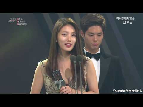 [Clip] 161116 수지(Suzy) - Best Star Award + Scenes Full Cut - 2016 Asia Artist Awards(AAA)