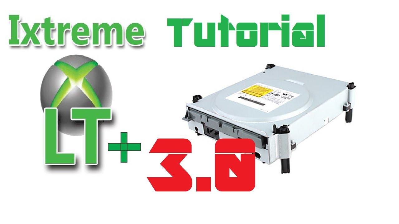 Xbox 360 slim ixtreme firmware mod.