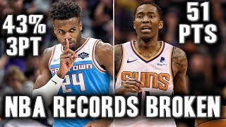 10 NBA Records Broken This Season